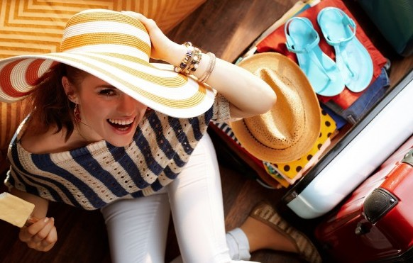 5 things you should pack for your summer vacation