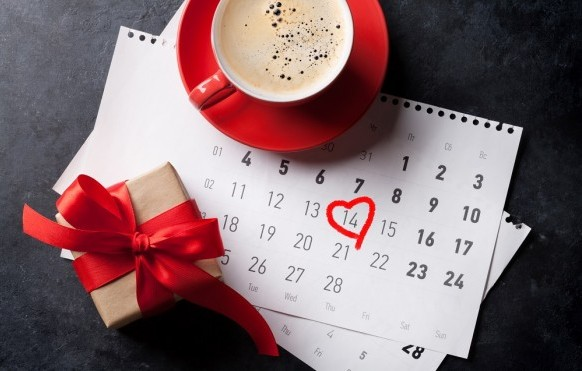 8 amazing facts about Valentine's Day