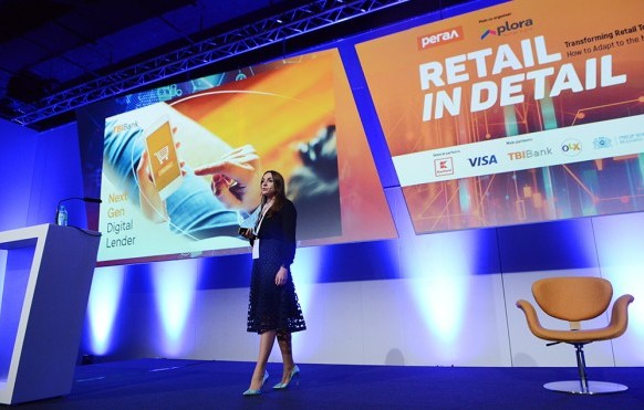 How to grab the audience: TBI Bank at Retail in Detail