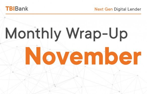 Monthly Wrap-Up: November