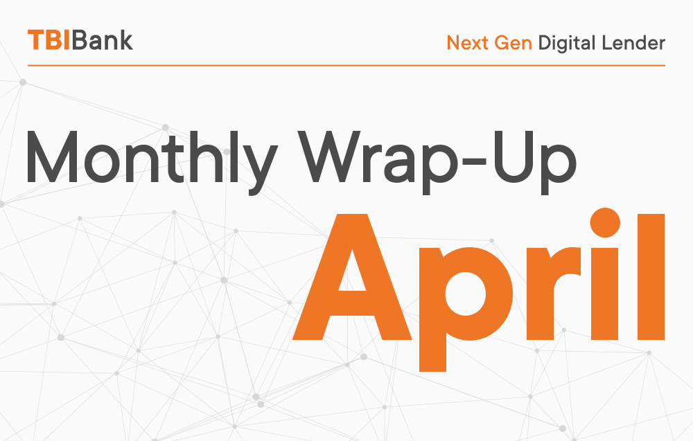 Monthly Wrap-Up: April