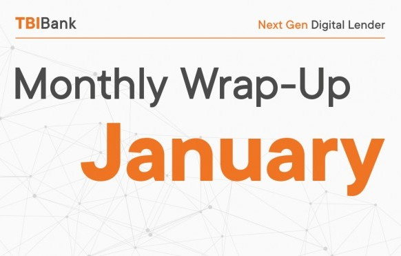 Monthly Wrap-up: The first one