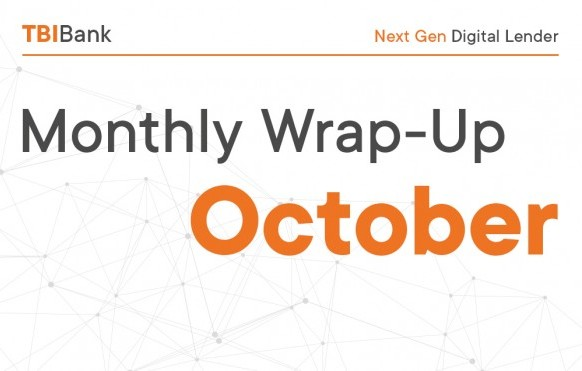Monthly Wrap-Up: October