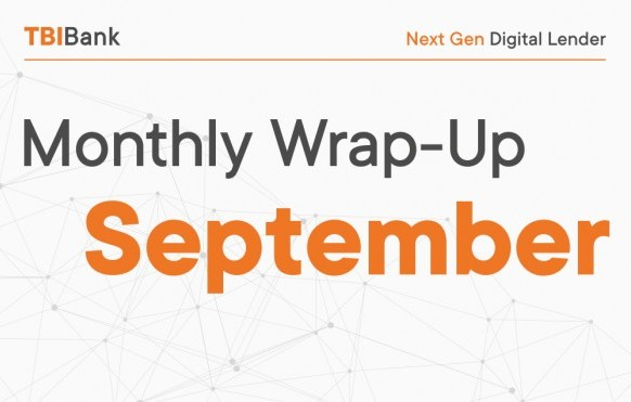 Monthly Wrap-Up: September