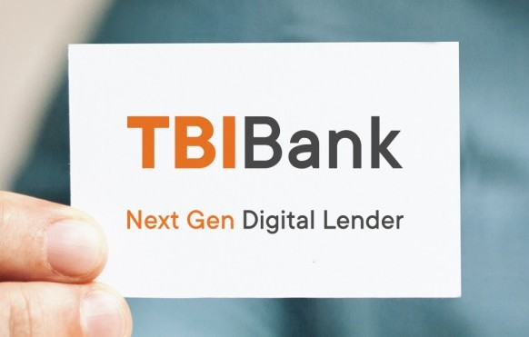 The ellipse is gone, or how TBI Bank got a refreshed logo