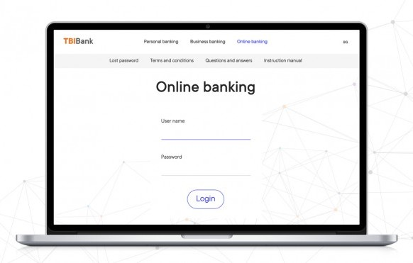 Our online banking is here for you – with an updated design
