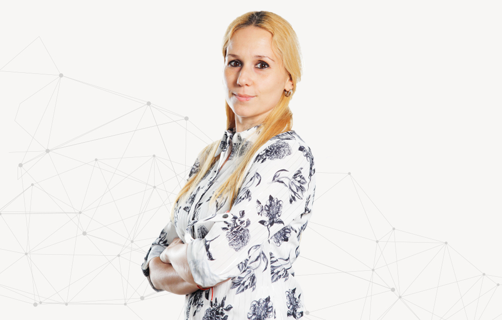 TBI Bank welcomes Karolina Sofronieva as our new Chief Marketing Officer